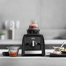 Vitamix Ascent - Two 240ml Bolws & Lids with Base